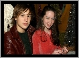 Aktorzy, Anna Popplewell, William Moseley
