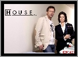 Sela Ward, Dr. House, Hugh Laurie