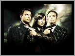John Barrowman, Kai Owen, Torchwood, Eve Myles