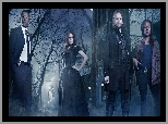 Nicole Beharie, Obsada, Jeździec bez głowy, Katia Winter, Tom Mison, Sleepy Hollow, Orlando Jones