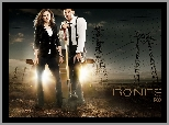 David Boreanaz, Emily Deschanel, Bones, Serial, Kości