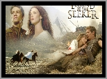 Craig Horner, Bridget Regan, Miecz Prawdy, Serial, Legend of the Seeker