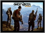 Góry, Żołnierze, Tom Clancy's Ghost Recon Wildlands, Broń