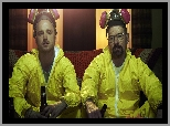 Bryan Cranston, Breaking Bad, Aaron Paul