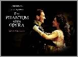 Emmy Rossum, bal, Phantom Of The Opera, Gerard Butler