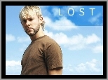 Lost, chmury, Serial, Dominic Monaghan