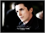 Christian Bale, aktor, The Prestige, twarz