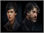 Postacie, Corvo Attano, Dishonored 2, Emily Kaldwin