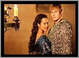 The Adventures of Merlin, Bradley James, Przygody Merlina, Angel Coulby