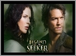 Legend of the Seeker, Bridget Regan, Miecz prawdy, Craig Horner