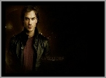 Serial, The Vampire Diaries, Ian Somerhalder - Damon Salvatore, Pamiętniki wampirów