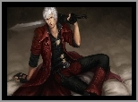 Devil May Cry, Miecz, Gra, Dante