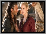Eleanor Guthrie, Piraci, Serial, Kapitan Charles Vane, Hannah New, Black Sails, Zach McGowan
