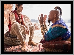 Aladdin, Film, Will Smith, Mena Massoud, Aladyn, Aktor