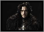 Serial, Game of Thrones, Kit Harington, Gra o Tron