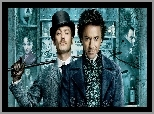 Sherlock Holmes, Robert Downey Jr., Film, Jude Law