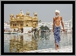 Indie, Golden Temple, Amritsar