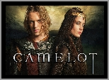 Camelot, Jamie Campbell Bower, Serial, Eva Green