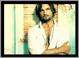 Zagubieni, Serial, mury, stare, Lost, Josh Holloway