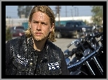 Kurtka, Sons of Anarchy, Charlie Hunnam, Synowie Anarchii