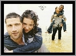 Evangeline Lilly, mokrzy, Filmy Lost, Matthew Fox
