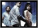 Evangeline Lilly, Josh Holloway, Filmy Lost, Matthew Fox