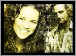 Michelle Rodriguez, Filmy Lost, Josh Holloway