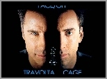 Nicolas Cage, Face Off, John Travolta