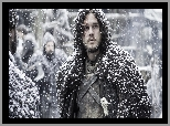 Jon Snow, Kit Harington, Gra o tron, Serial, Game of Thrones