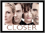 oczy, Clive Owen, closer