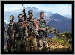 Żołnierze, Gra, Tom Clancys Ghost Recon : Wildlands