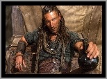 Kapitan Charles Vane, Zach McGowan, Black Sails, Serial, Piraci