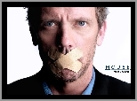 Plastry, Dr. House, Hugh Laurie
