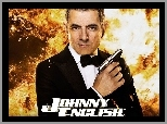Rowan Atkinson, Johnny English, Aktor, Film