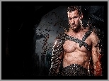 Spartacus, Andy Whitfield
