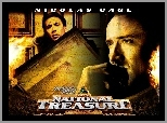 pismo, stare, Nicolas Cage, National Treasure 1, obrazy