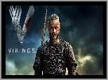 Vikings, Travis Fimmel, Serial, Wikingowie