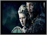 Katheryn Winnick, Travis Fimmel, Vikings, Serial, Wikingowie