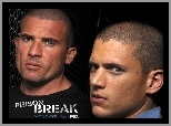 Skazany na śmierć, Wentworth Miller, Prison Break, Dominic Purcell