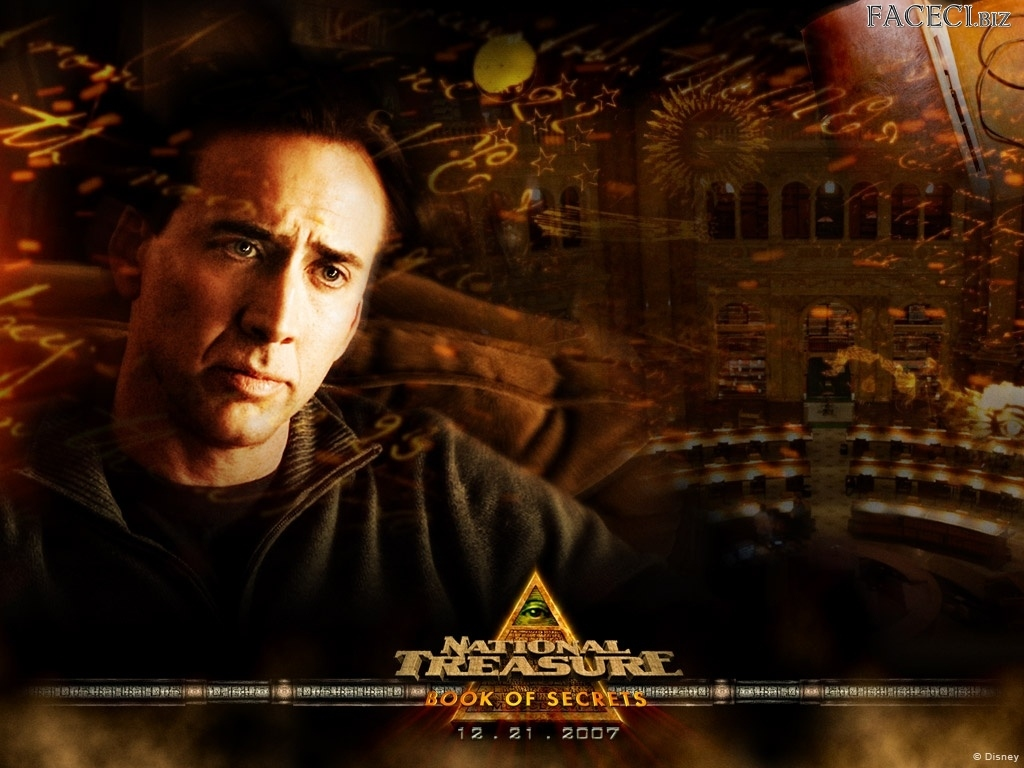 Nicolas Cage, National Treasure 2 - The Book Of Secrets, budynek