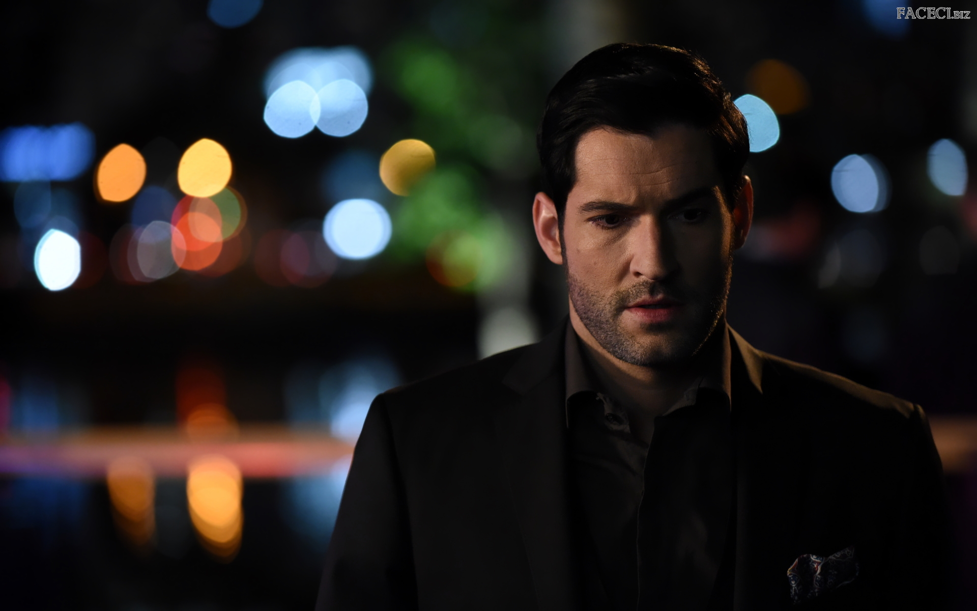 Lucifer Morningstar, Serial, Mężczyzna, Postać, Lucifer, Tom Ellis, Aktor, Lucyfer