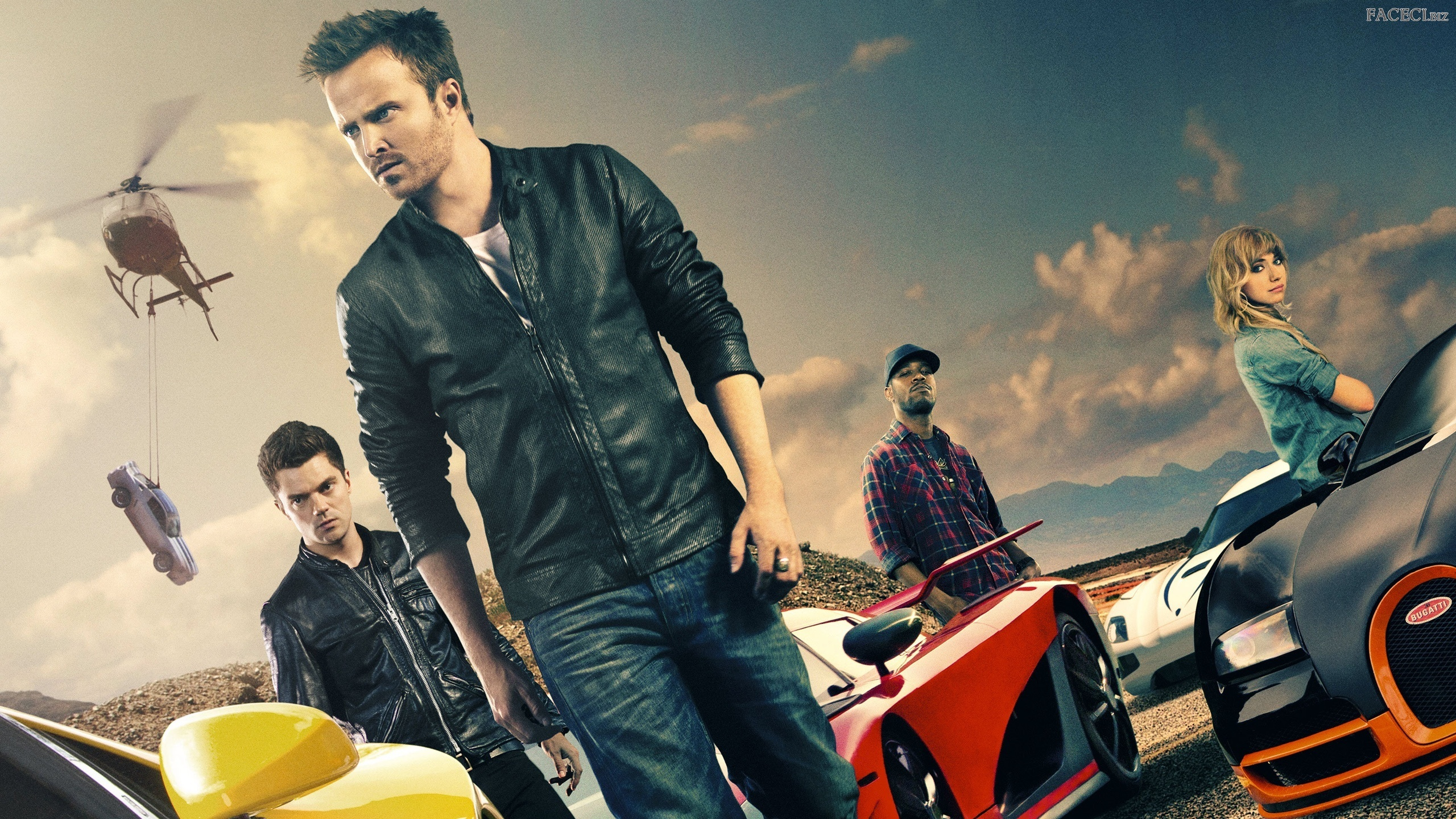 Samochody, Aktor, Film, Postać Tobey Marshall, Helikoptery, Need for Speed, Aaron Paul