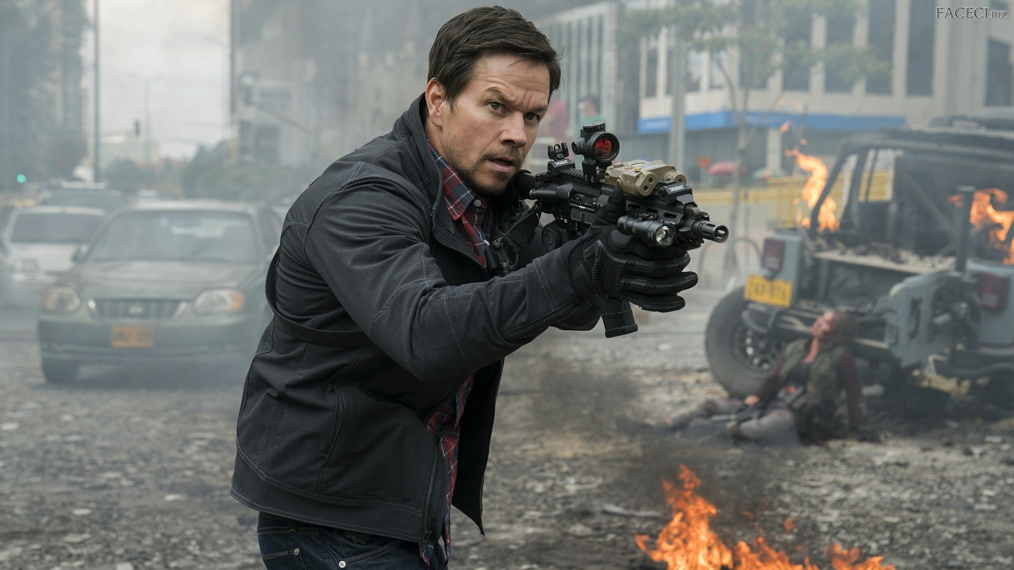 Mile-22, Aktor, Mark Wahlberg